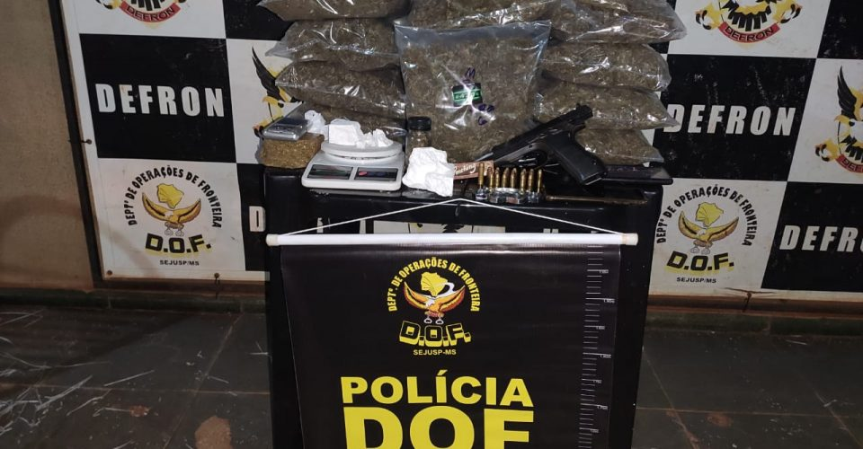 Divulgação/DOF