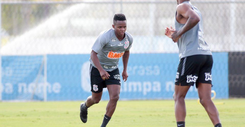 Reprodução/Agência Corinthians