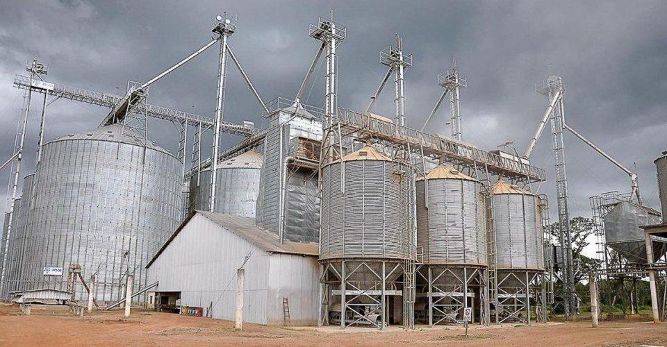 O sistema de armazenamento é uma das principais etapas na cadeia da produção agrícola, tendo em vista o aspecto sazonal e a demanda - Juliano Ribeiro / Governo do Tocantins