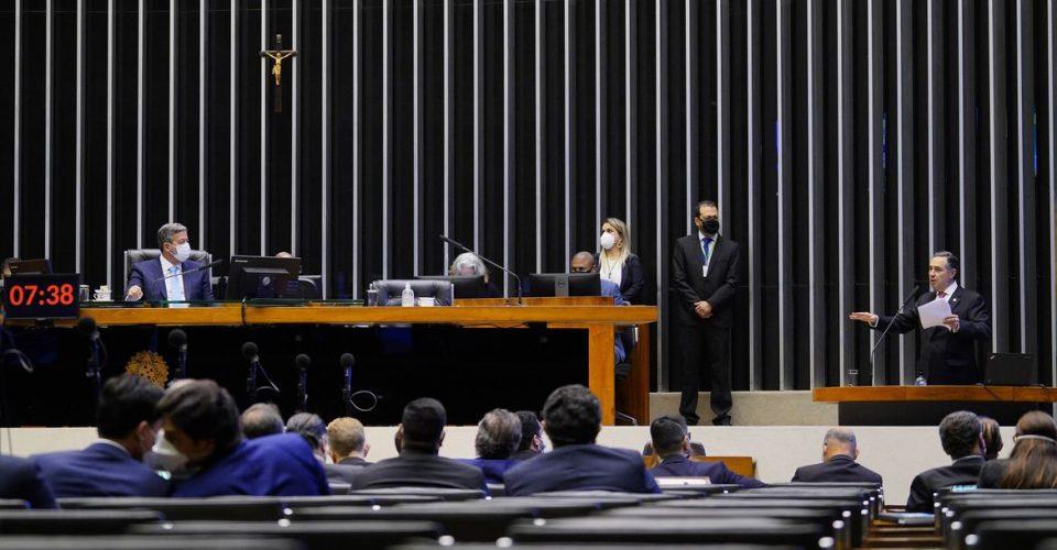 Comissão Geral para tratar da Reforma Eleitoral. Presidente do Tribunal Superior Eleitoral, Ministro Luís Roberto Barroso