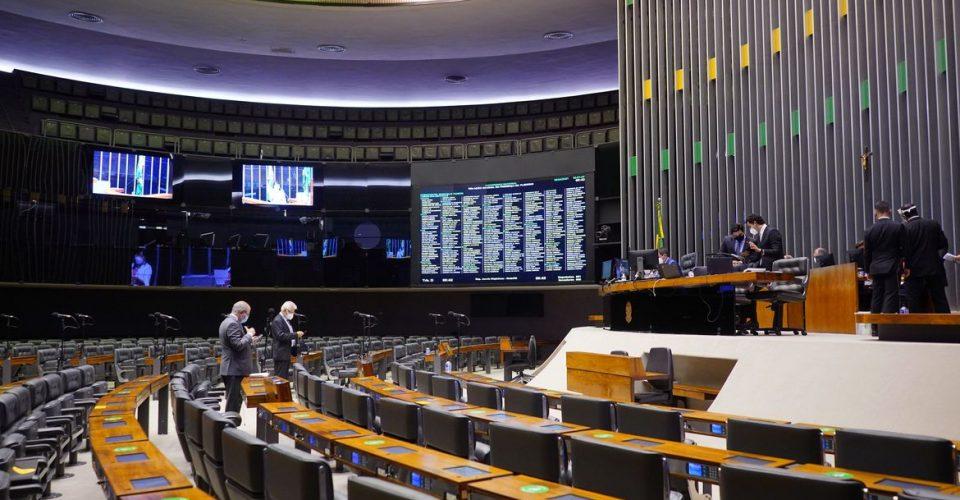 Reprodução/Câmara dos Deputados