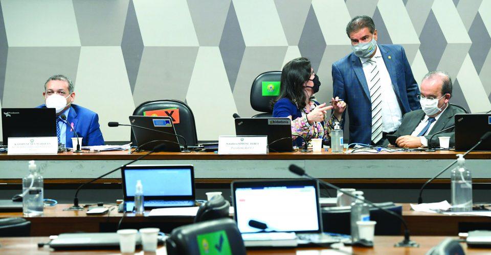 Crédito: Marcos Oliveira/Agência Senado