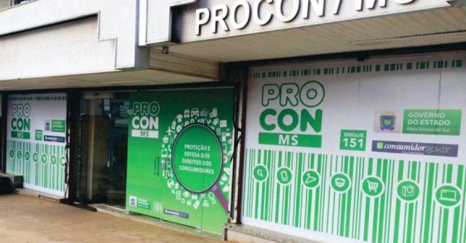 Foto: Procon MS/ Divulgação